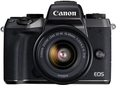 Canon EOS M5 Mirrorless Camera