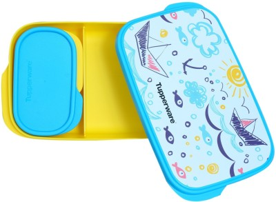 Tupperware Shapes My Lunch 2 Containers Lunch Box 350 ml