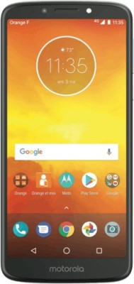 2GB|4000mAh Moto E5 (Grey/Flash Gray, 16 GB) Now ₹12000