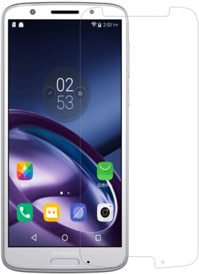 Aone Quality Tempered Glass Guard for Motorola Moto G6(Pack of 1)
