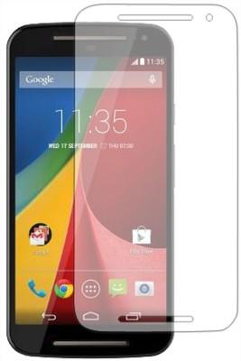 COVERCUBE Tempered Glass Guard for Motorola Moto E (2nd Gen) 4G(Pack of 1)