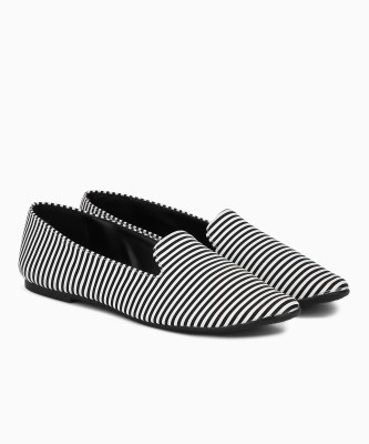 Lavie Bellies For Women(Black) at flipkart