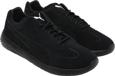 Puma BMW MS Speed Cat Evo Sneakers For Men(Black) at flipkart