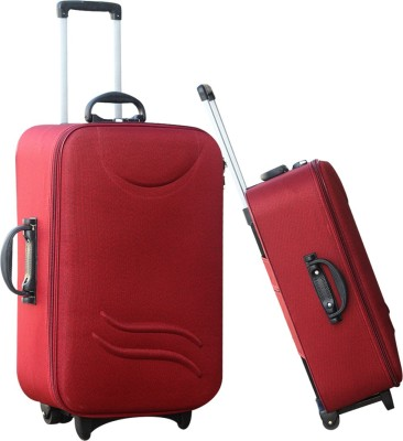 AdevWorld Imported Classy  24+20  Check in Luggage   24 inch