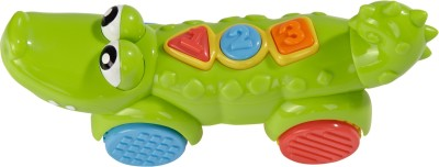 Simba Abc Pushing Crocodile(Green) at flipkart