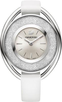 Swarovski 5158548 Crystalline Oval Watch  - For Women