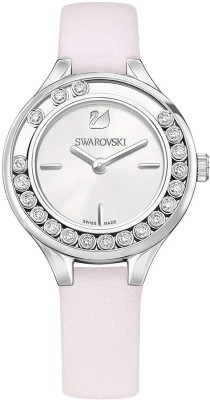 Swarovski 5261493 Crystals Mini Pink Watch  - For Women