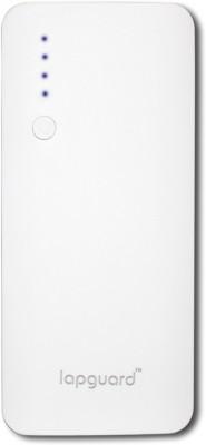 Lapguard 10400 mAh Power Bank White, Grey, Lithium ion Lapguard Power Banks