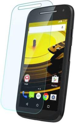Oktata Tempered Glass Guard for Motorola Moto E (2nd Gen) 3G(Pack of 1)