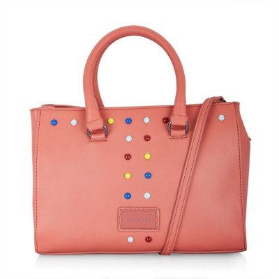 Caprese Women Pink Shoulder Bag