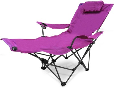 Kawachi Multipurpose Portable Folding Tripod Chair Plastic Outdoor Chair(Finish Color - Plain)