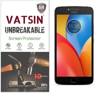 Vatsin Impossible Screen Guard for Motorola Moto E4 Plus(Pack of 1)
