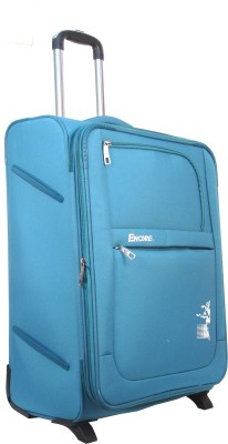 3df23fda1 Encore Luggage ENCORE PRIME 24 TEAL BLUE Expandable Check-in Luggage - 24  inch(
