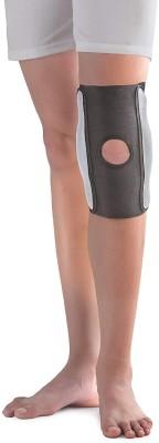 Dyna Hinged Knee Brace Open Patella (XL) Knee Support(Black)