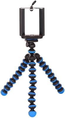 EASYASSURED GORILLA BIG 10 inch Tripod, Tripod Kit(Blue, Supports Up to 5500 g) 1