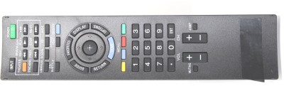 Technology Ahead Sony Led/Lcd Remote 2 Remote Controller Black