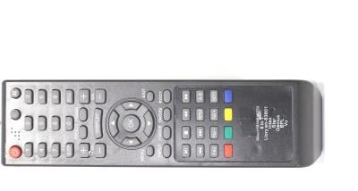 Technology Ahead Llory en-63801,intex,star,genius,bpl,vu Led,lcd 6 in 1 Remote Controller(Black)