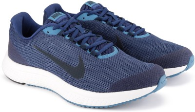 Nike RUNALLDAY Running Shoes For Men(Blue) 1