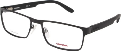 Carrera Rectangular Sunglasses(Clear)