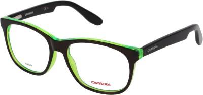 Carrera Retro Square Sunglasses(Clear)