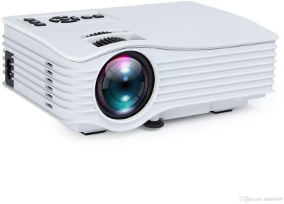Style Maniac Durable Best for Office Use Wi-Fi Ready UC 36 Mini LED Portable Projector (White) 2200 lm LED Corded Portable Projector(Multicolor) at flipkart