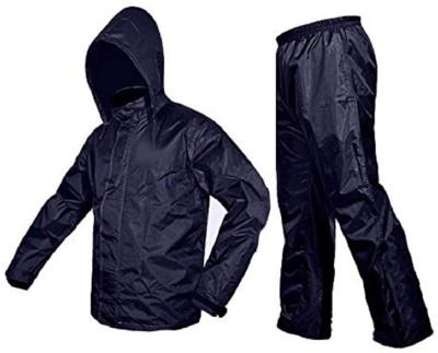 Jim-Dandy Solid Men Raincoat