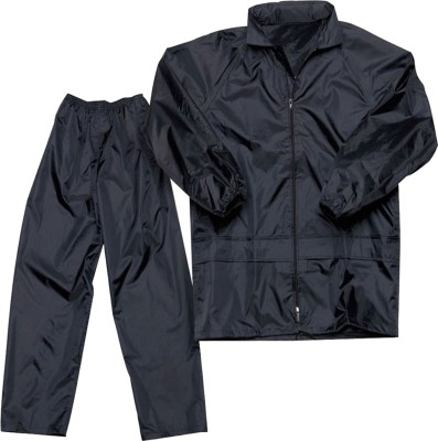 Capeshoppers Solid Men & Women Raincoat