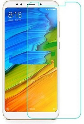CHAMBU Tempered Glass Guard for Hi-Tech Amaze S5(Pack of 1)