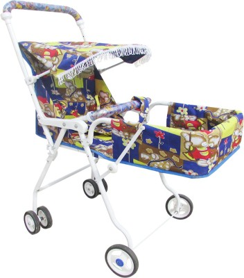 Rawzz stroller cum pram Twin Strollers & Prams(2, Blue)
