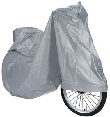 fastped Bicycle Bicycle Cover L(Silver)