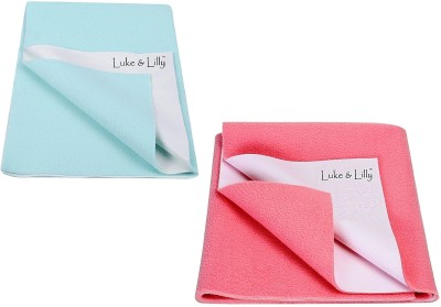 Luke and Lilly Rubber Baby Sleeping Mat(Peace, Small)