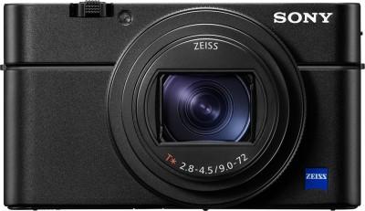 Sony CyberShot DSC-RX100M6 IN5(20.1 MP, 8.0x Optical Zoom, 32x Digital Zoom, Black)