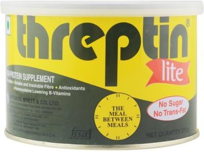 Threptin Lite Weight Gainers/Mass Gainers(275.0 g, Vanilla)