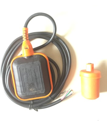 SKYLET Single & Three phase Float Sensor for Automatic Water level Controller to maintain level Under Ground And Overhead Tank Wired Sensor Security System at flipkart