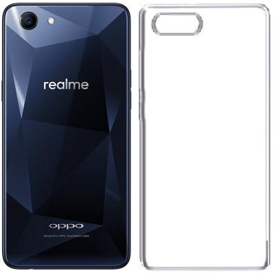 Mobicallz Back Cover for OPPO Realme 1 Transparent