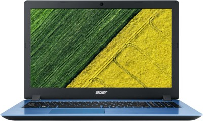 Acer Aspire 3 Pentium Quad Core - (4 GB/1 TB HDD/Linux) A315-31 Laptop(15.6 inch, Blue, 2.1 kg) 1