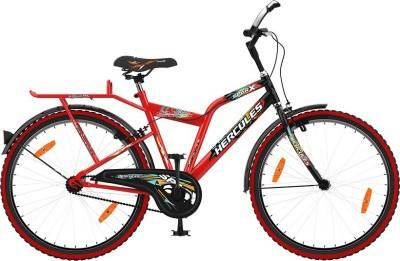 HERCULES Sparx 24 T Road Cycle Single Speed, Red HERCULES Cycles