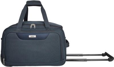 c84828ac77 Buy Safari 22 inch 56 cm 55 BLUE Duffel Strolley Bag(Blue) on Flipkart