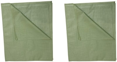 LooMantha PVC Baby Bed Protecting Mat(Green, Free)