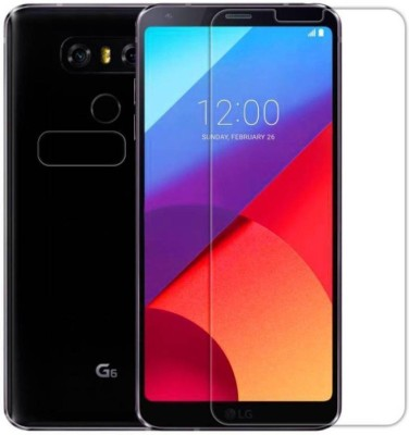 EASYBIZZ Tempered Glass Guard for Lg G6(Pack of 1)