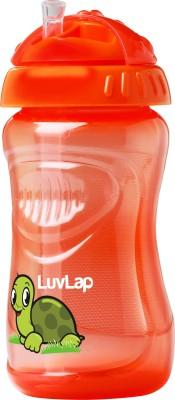 LuvLap Turtle Sipper 360ml(Orange)