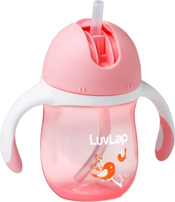 LuvLap Birdie Sipper 160ml(Pink)