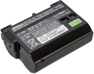 Nikon EN-EL15 Camera Lithium-ion(Yes)