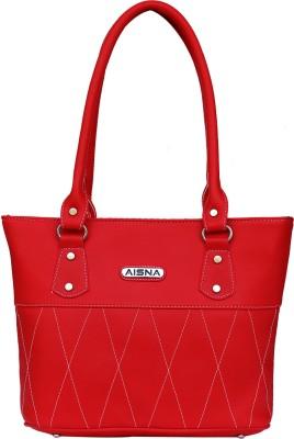 Aisna Shoulder Bag(Red)