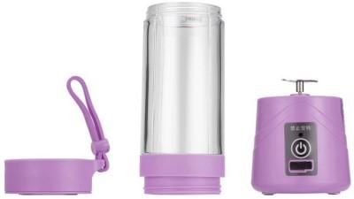 Nika Rechargeable Juice Cup 0 W Mixer Grinder(Multicolor, 1 Jar)