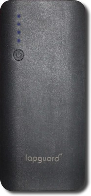Lapguard 13000 mAh Power Bank (Sailing-1510)(Black, Lithium-ion)