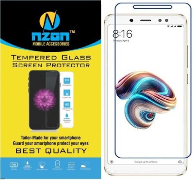 nzon Tempered Glass Guard for Xiaomi Redmi Y2 Original Screen Safer 9H Hardness Anti Fingerprint Zero Bubble Free With Easy Install Temper Glass For Redmi Y2 / S2 - Clear(Pack of 1)