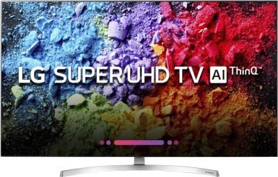 LG 139cm (55 inch) Ultra HD (4K) LED Smart TV 2018 Edition(55SK8500PTA)