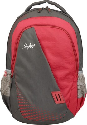 57% OFF on Skybags EON 4BACKPACK GREY 26 L Backpack(Grey 7c1c6cc80dcd9