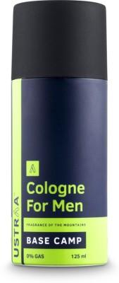 Ustraa Cologne Spray Base Camp For Men (100 ml) Perfume  -  100 ml(For Men)